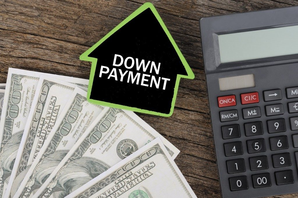 house downpayment