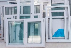 Glazing bar for glass window